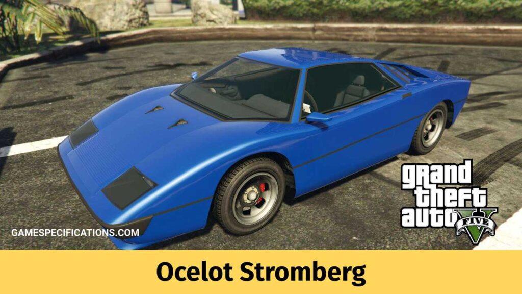 Ocelot Stromberg