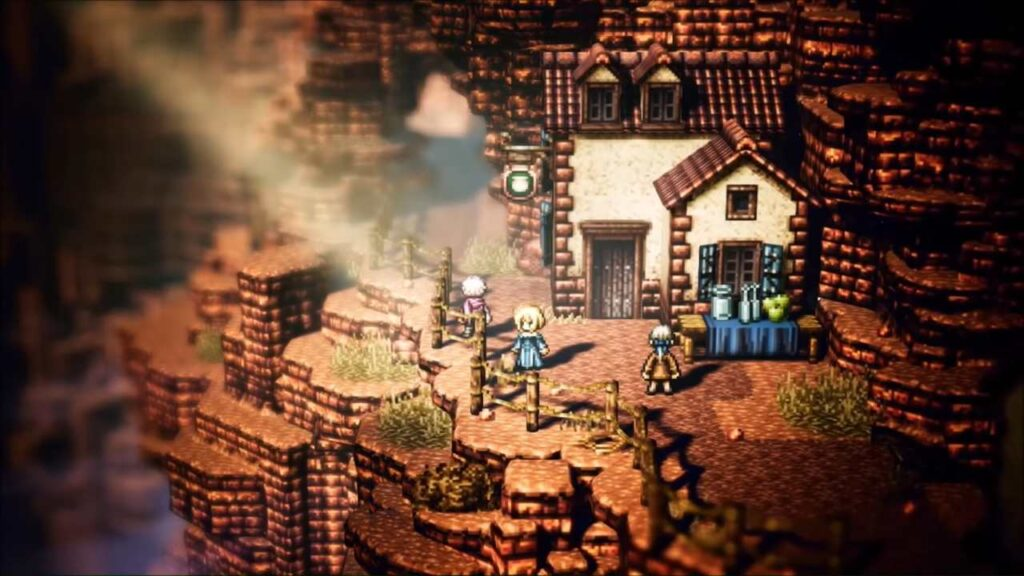 Octopath Traveler Best Party Combinations