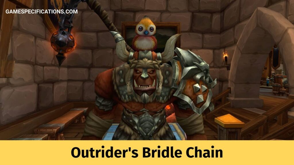 Outrider's Bridle Chain