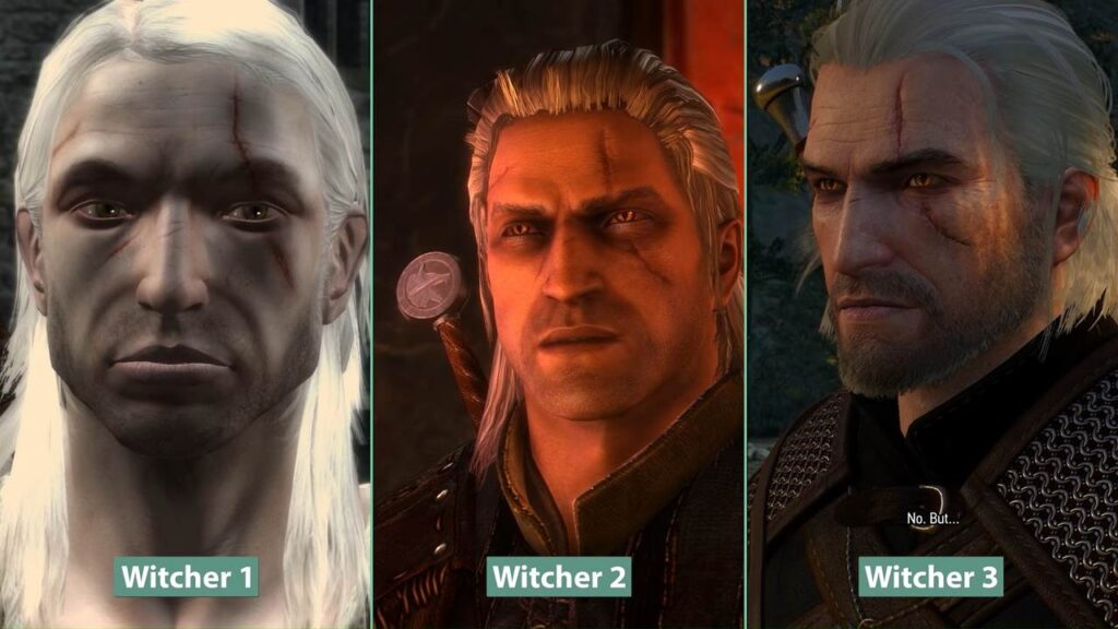 Witcher 2 Before 3