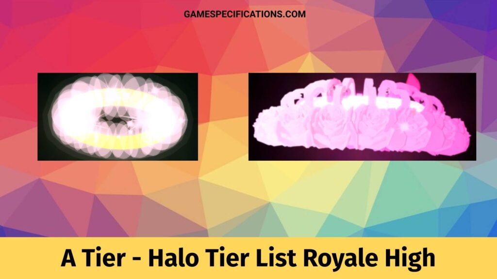 A Tier in Halo Tier List Royale High