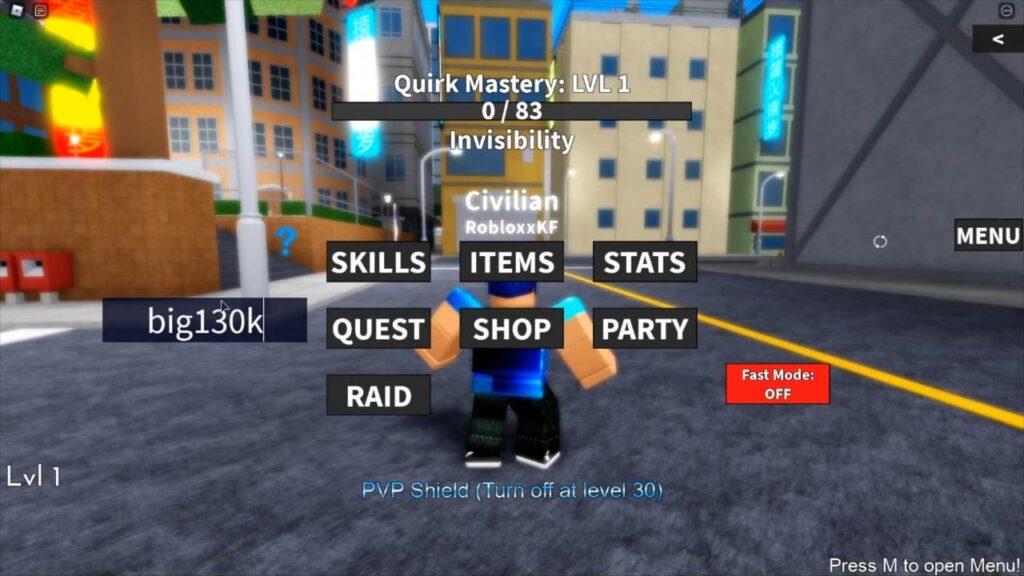 Active My Hero Mania Codes