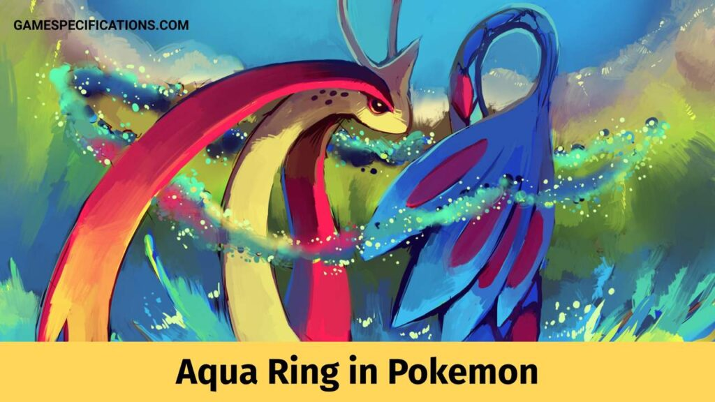 Aqua Ring in Pokemon