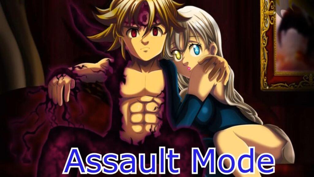 Assault Mode Meliodas Power Level