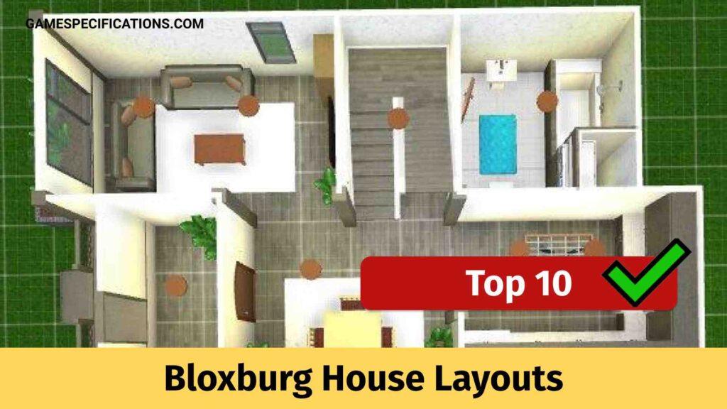 Bloxburg House Layouts