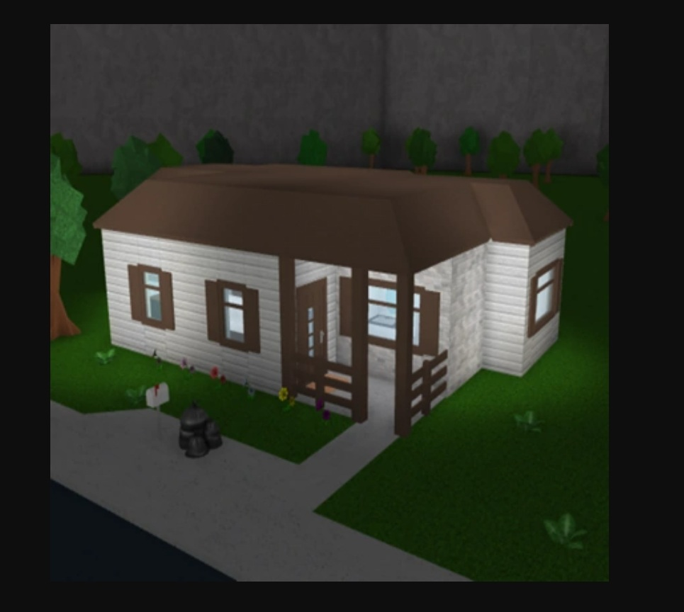 Cozy Cottage Layout