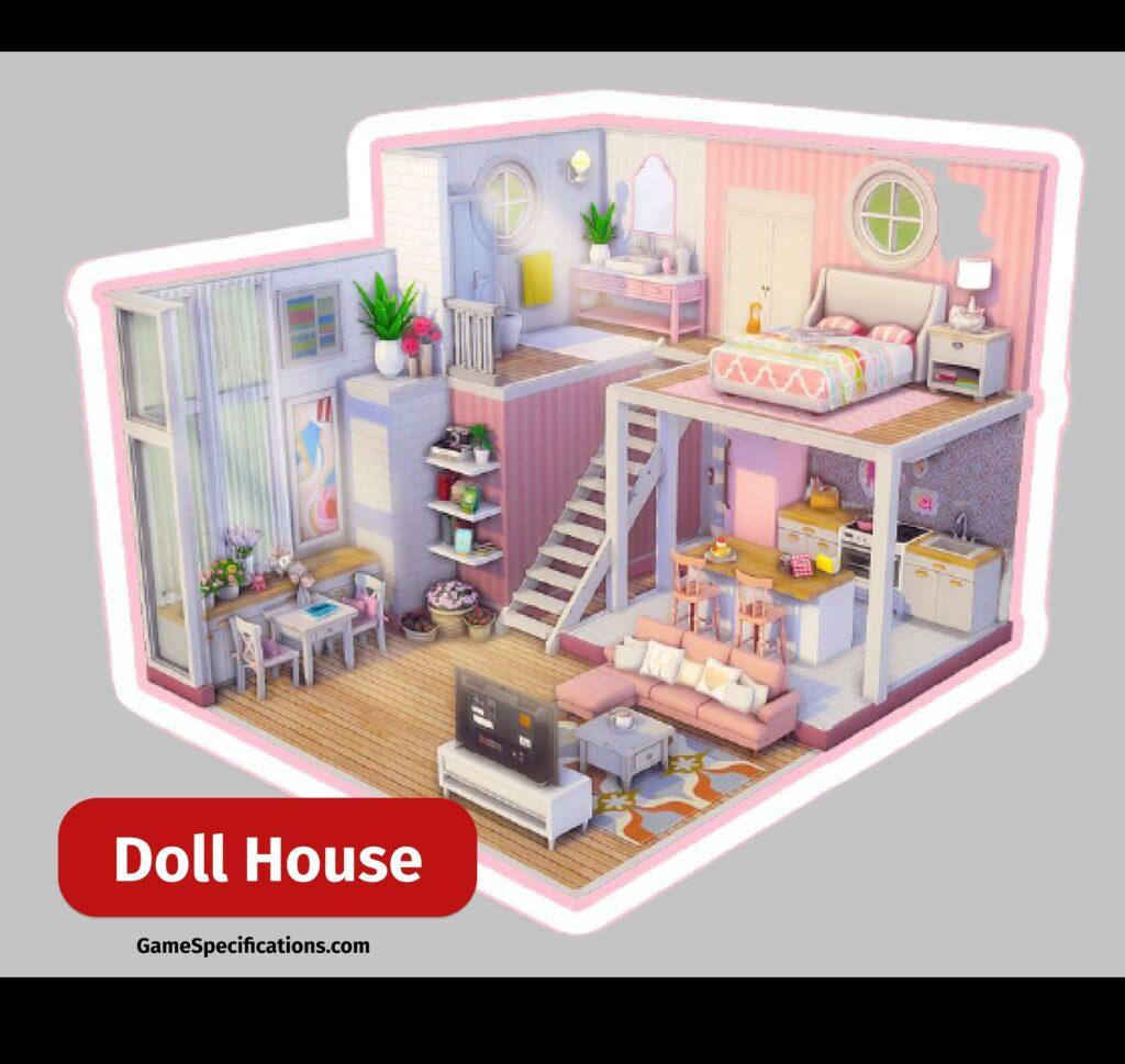 Bloxburg House Layouts Doll House