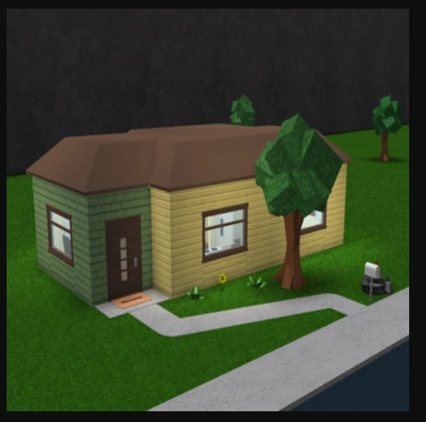 Happy Home Robloxia Layout