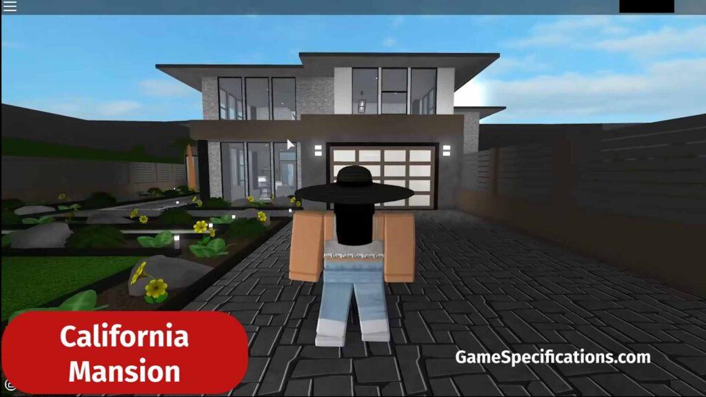 California Mansion in Mansion