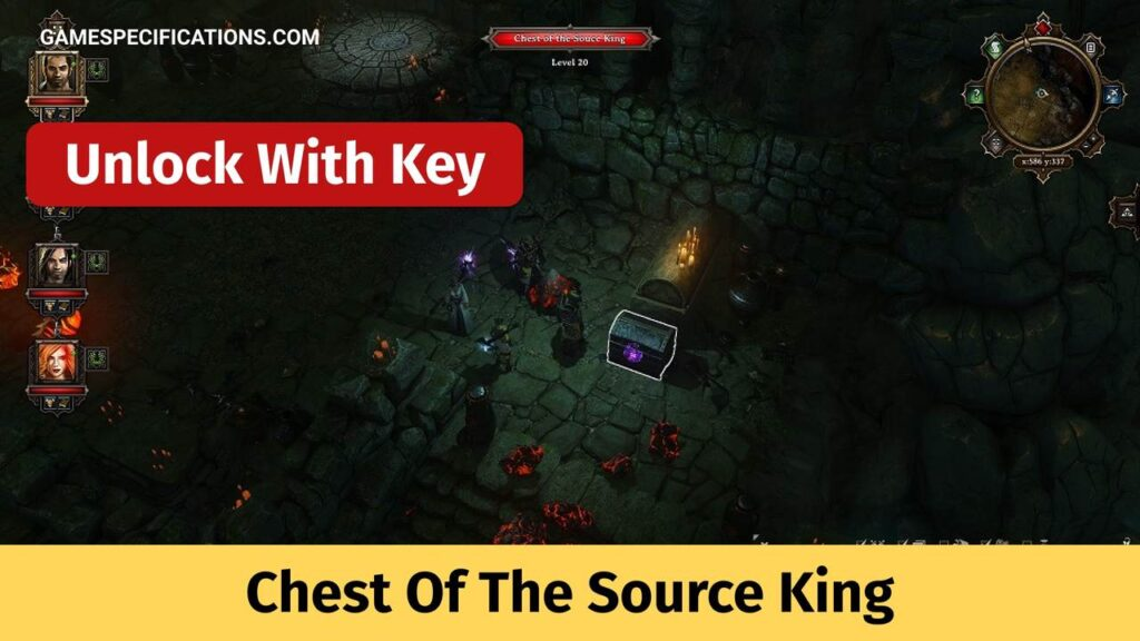 Chest Of The Source King