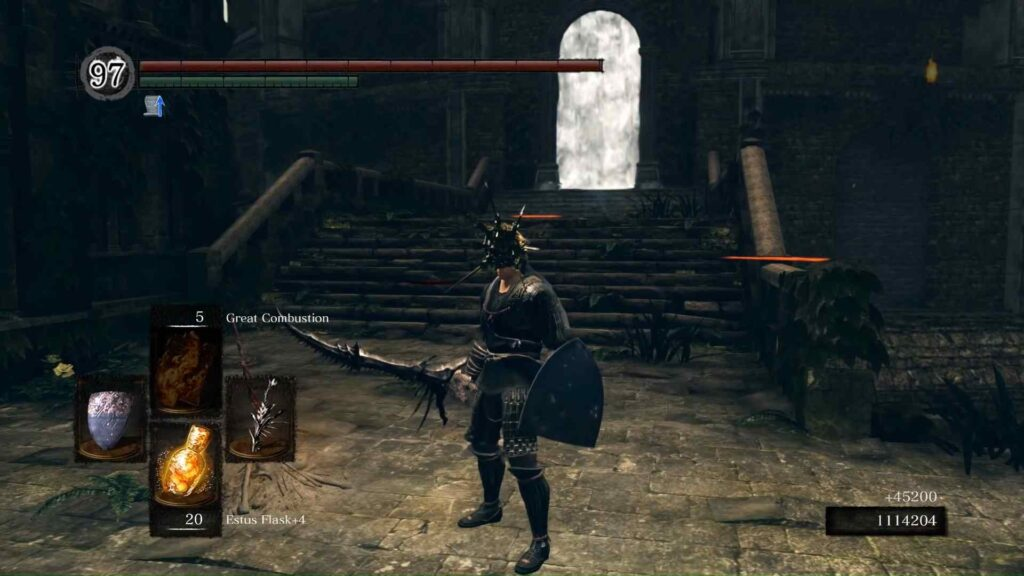 Dark Souls 3 Pyromancer Build