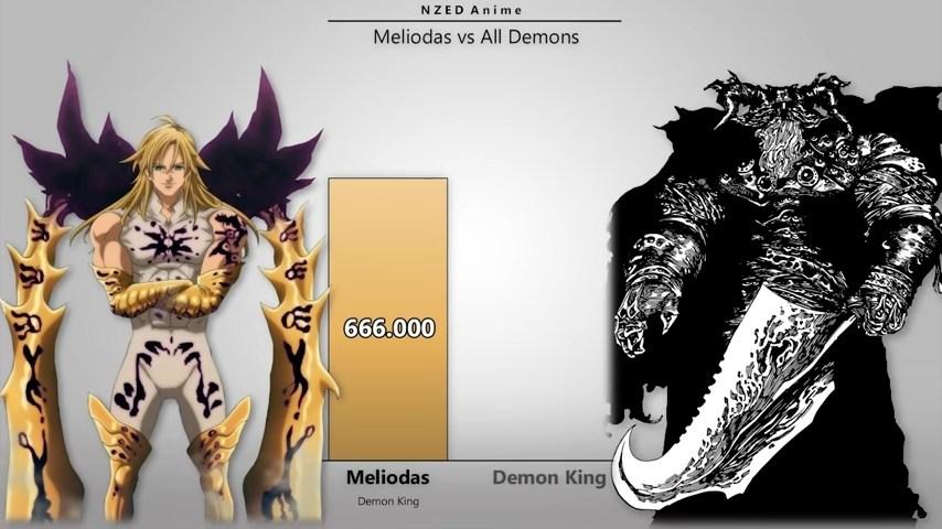 Meliodas End of Series