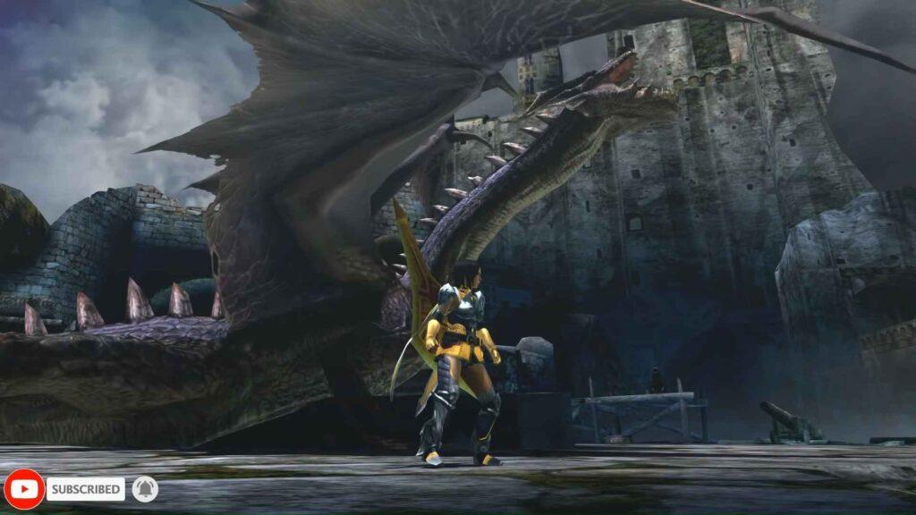 Equal Dragon Weapon Attacks