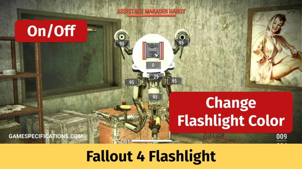 Fallout 4 Flashlight
