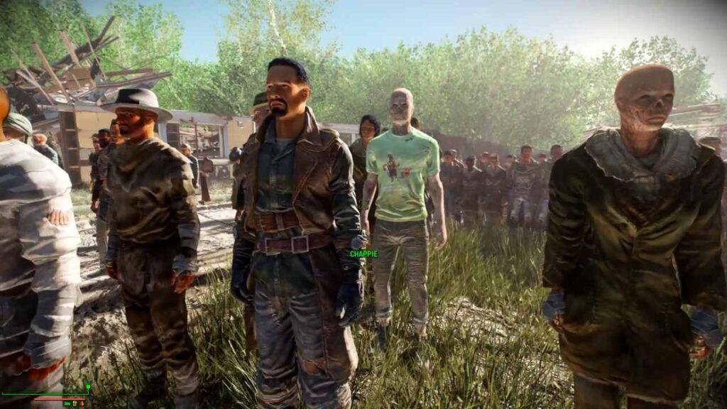 Fallout 4 NPCs