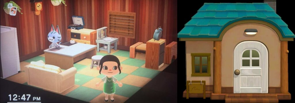 Lolly Animal Crossing - House