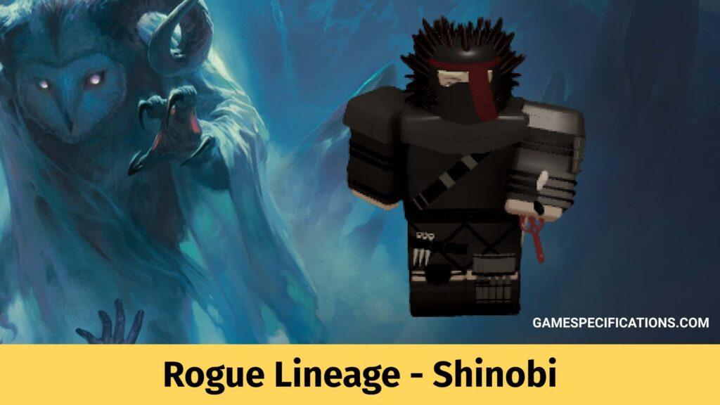 Rogue Lineage Shinobi