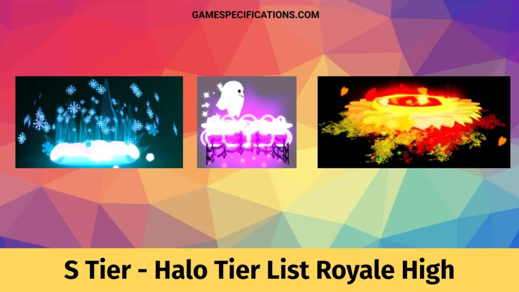 S Tier in Halo List