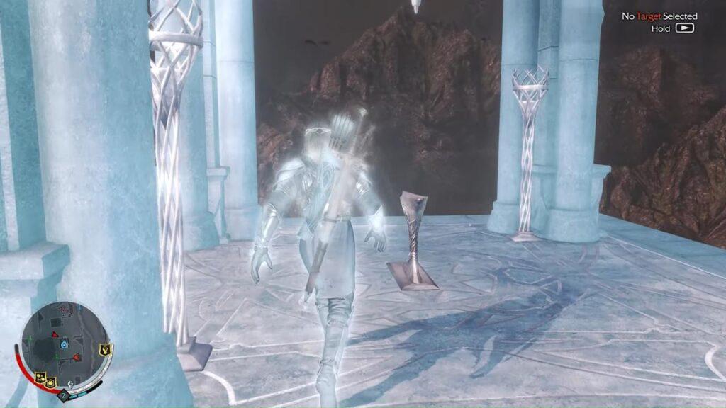 Shadows of Mordor Gameplay