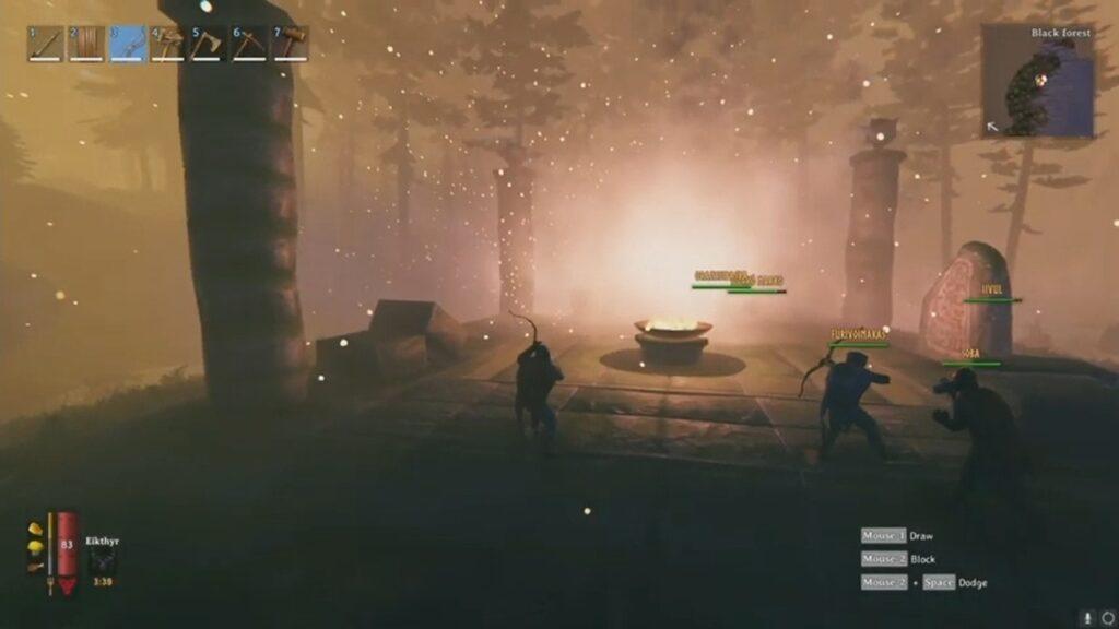 summon the Elder using Valheim Ancient Seeds