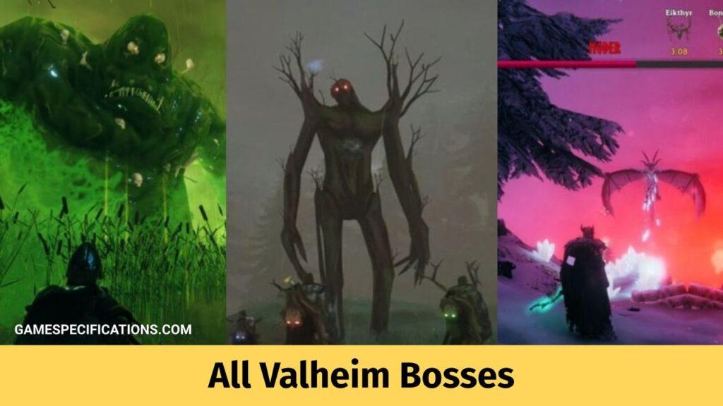 Valheim Bosses