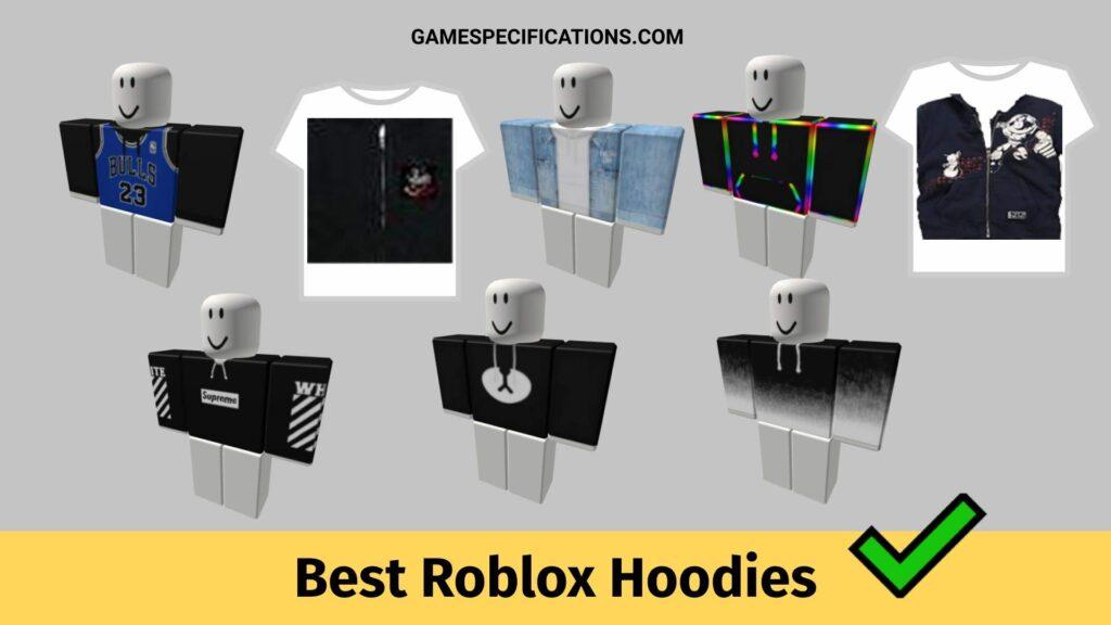 Best Roblox Hoodies