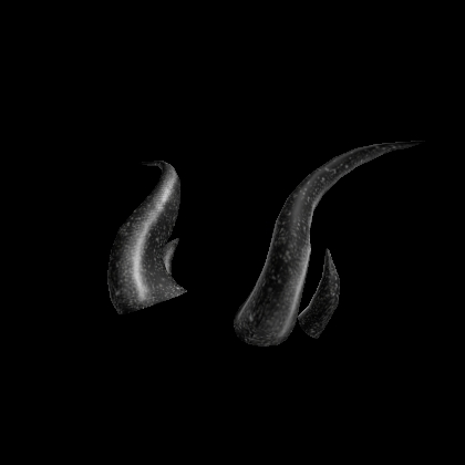 Black Iron Horns