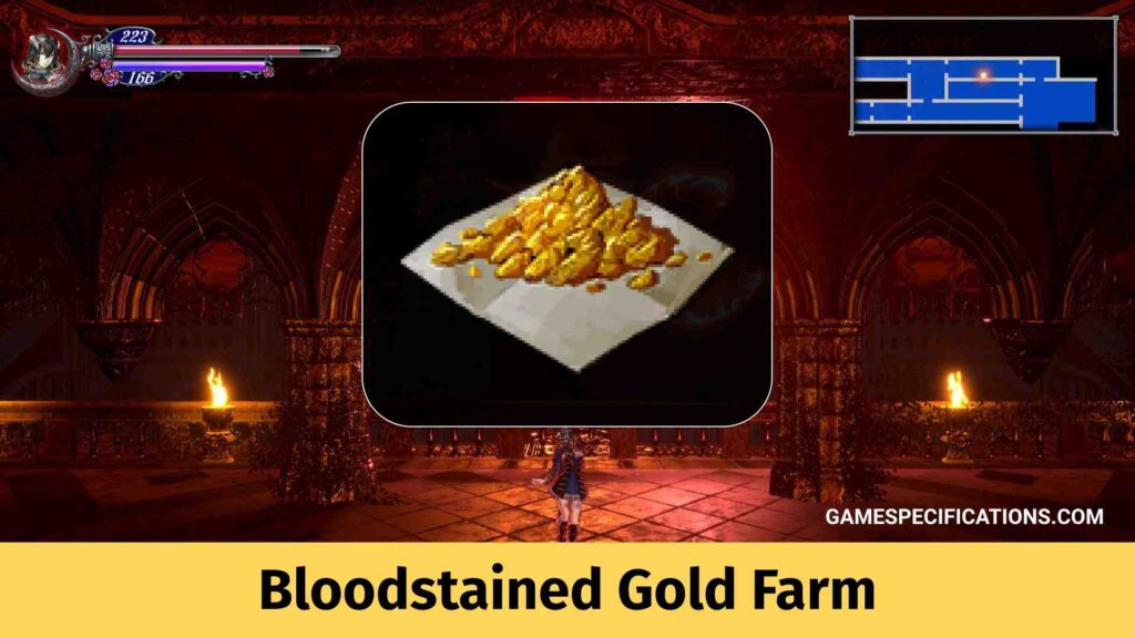 Bloodstained Gold Farm