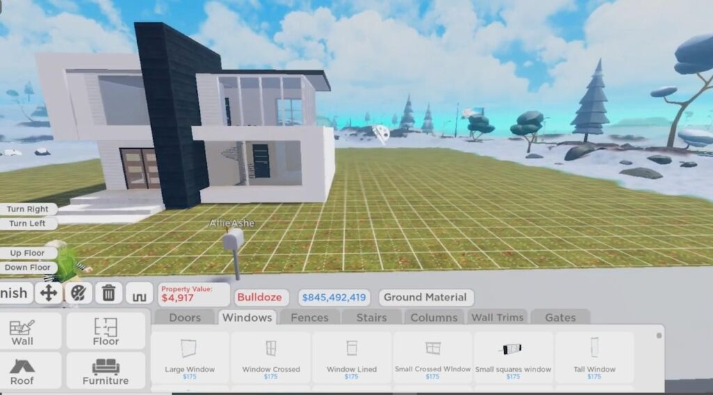 Make Houses In Roville