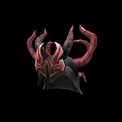 Crimson Horns of Magic