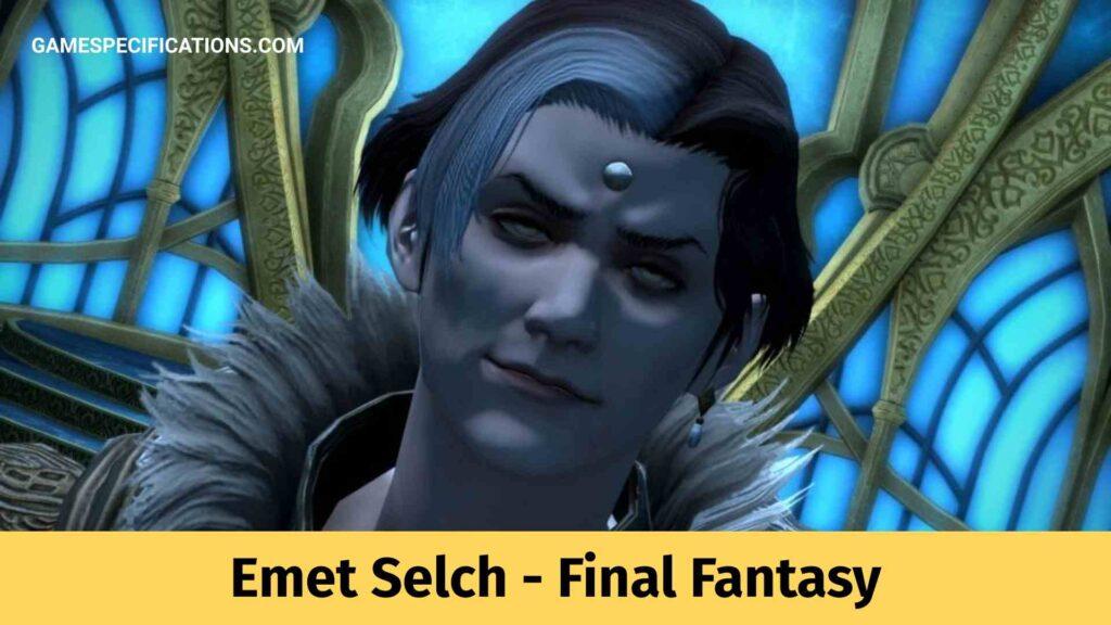 Emet Selch