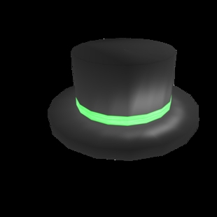 Green Branded Hat