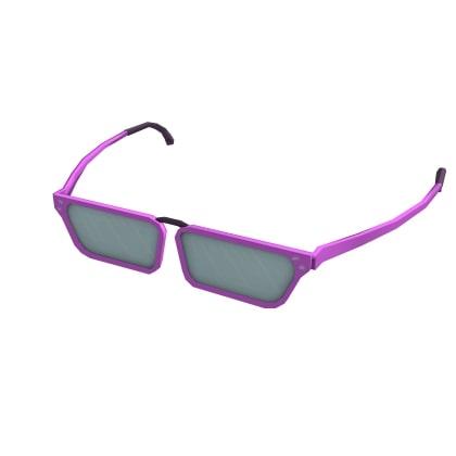 Horn Rimmed Roblox Glasses