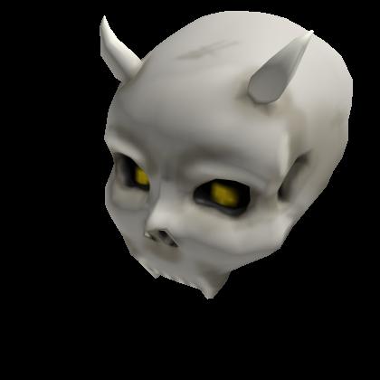 Roblox Horned Skull