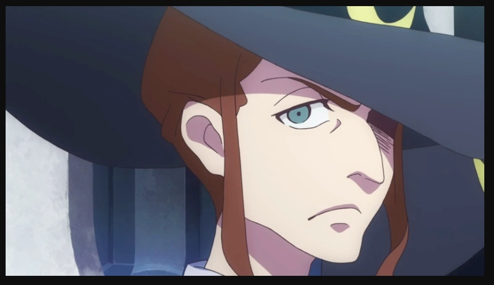 Little Witch Academia Anne