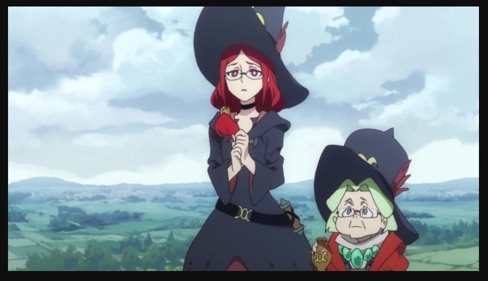 Little Witch Academia Miranda