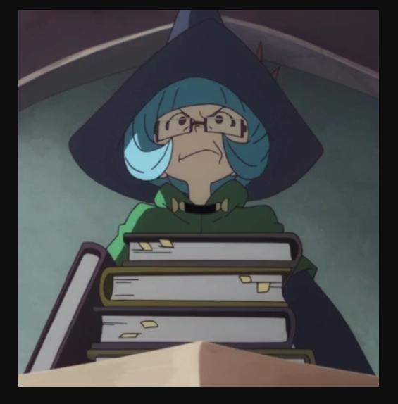 Little Witch Academia Samantha