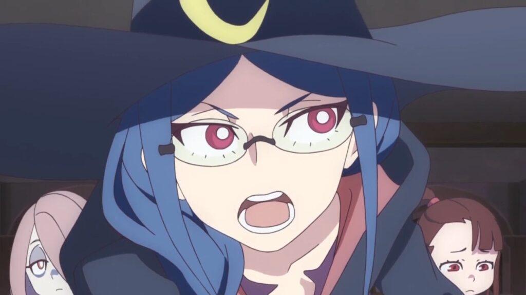 Little Witch Academia Teacher Ursula