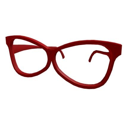 Oversized Roblox Glasses