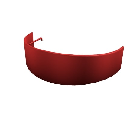 Red Mirror Glasses