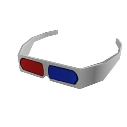 Retro 3D Glasses