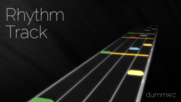 Rhythm Track Roblox