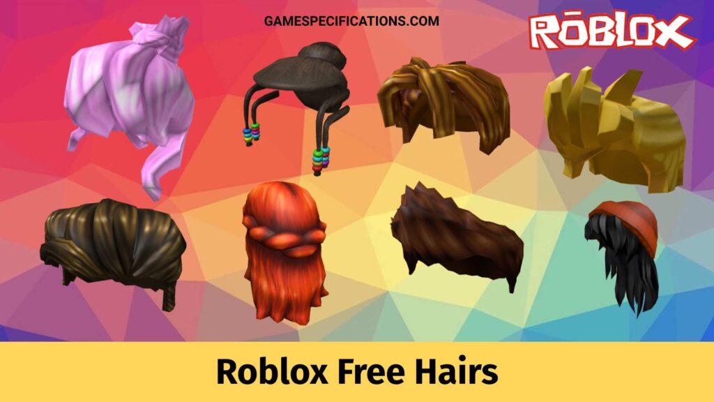 Roblox Free Hairs