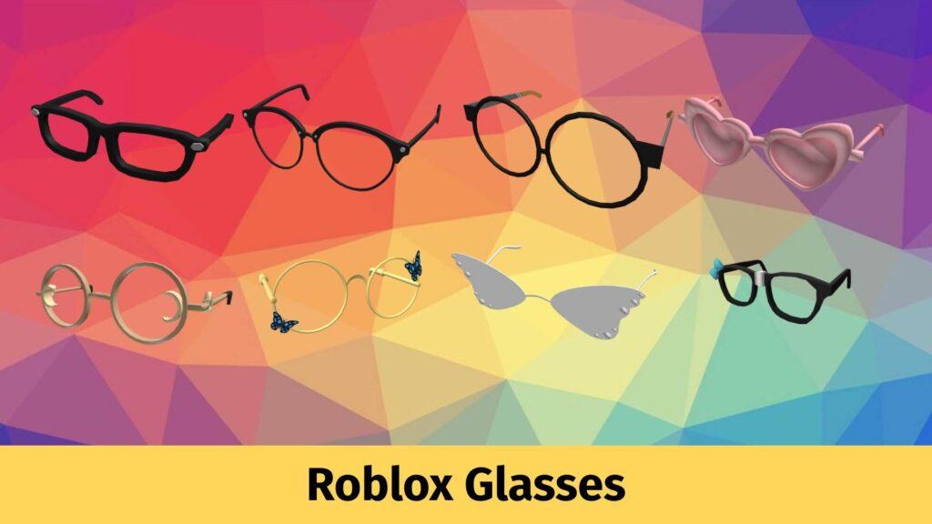 Roblox Glasses