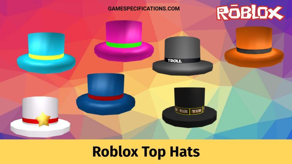 Roblox Top Hats