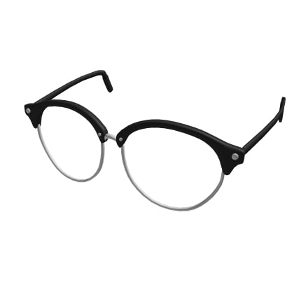 Sleek Vintage Glasses