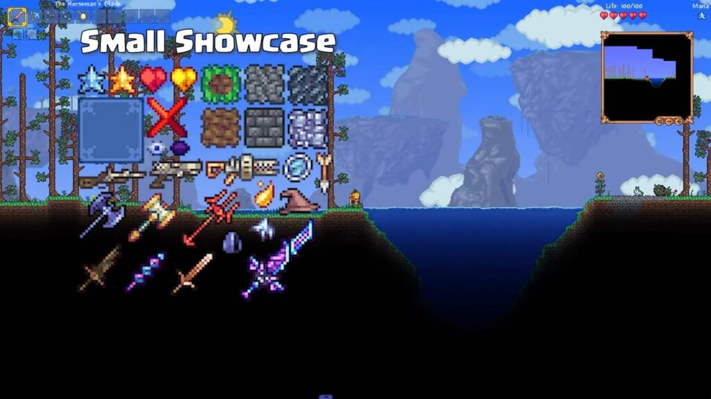The Spectacle Terraria Texture Pack