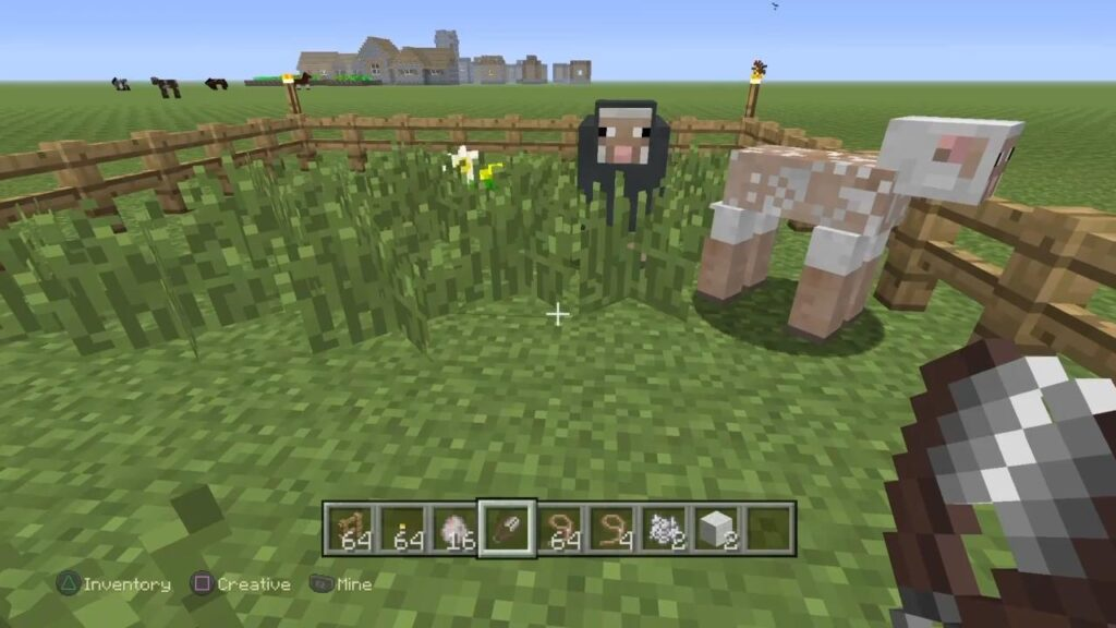 Tame Your Animals To Prevent Despawning in Minecraft