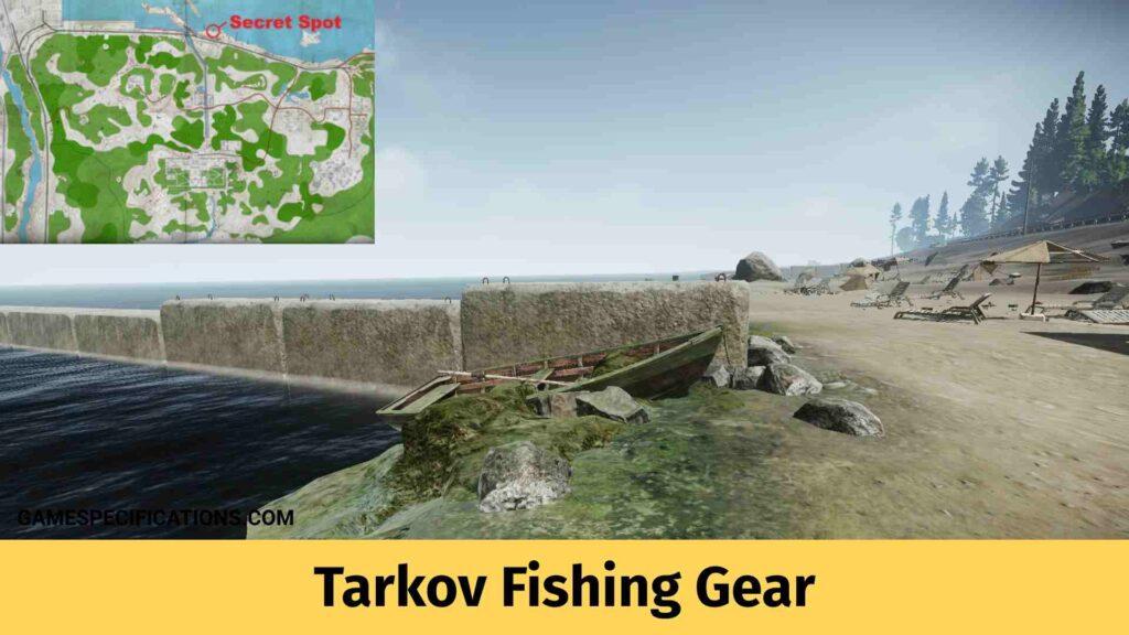 Tarkov Fishing Gear