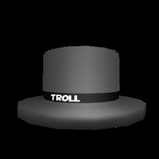 The Troll Top Hat